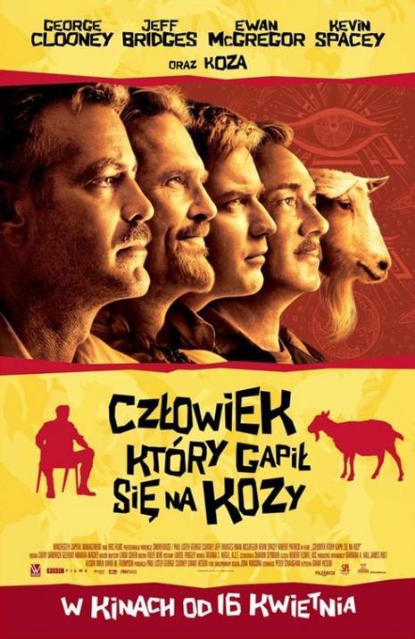 Człowiek, który gapił się na kozy / The Men Who Stare at Goats (2009) PAL PL DVD9-DVD4ALL