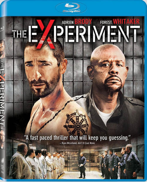 The Experiment (2010) BluRay 720p DTS x264-CHD