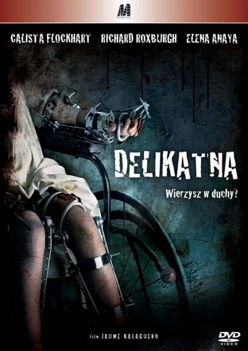 Delikatna / Frágiles (2005) PAL PL DVD5-DVD4ALL