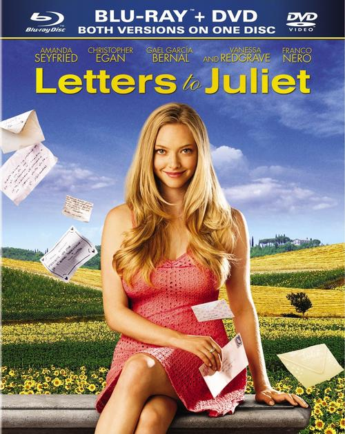 Listy do Julii / Letters To Juliet (2010) 720p BluRay x264-Felony