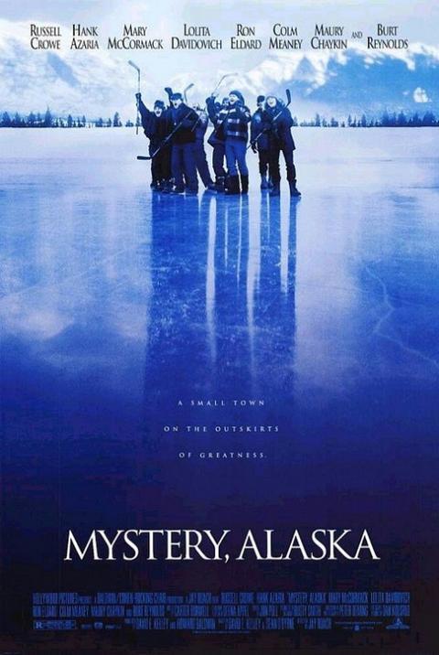 Mystery, Alaska (1999) PAL PL DVD9-MovieSeed