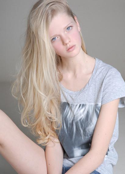 dusch blond