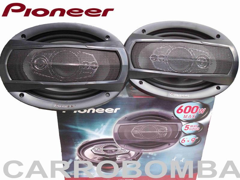 pioneer nuevas
