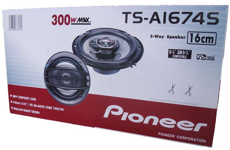 coaxiales 300 watts