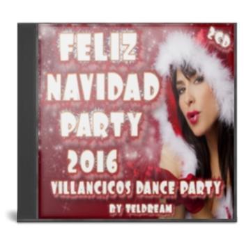 Feliz Navidad Party 2016 Villancicos Dance Party