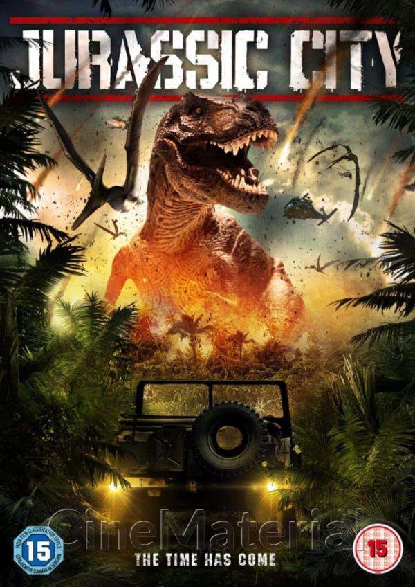 Jurassic City 2014 Sub  DVDip eMule