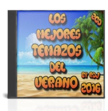 Los Mejores Temazos del Verano 2016 (By RDj)(2cd) 2016