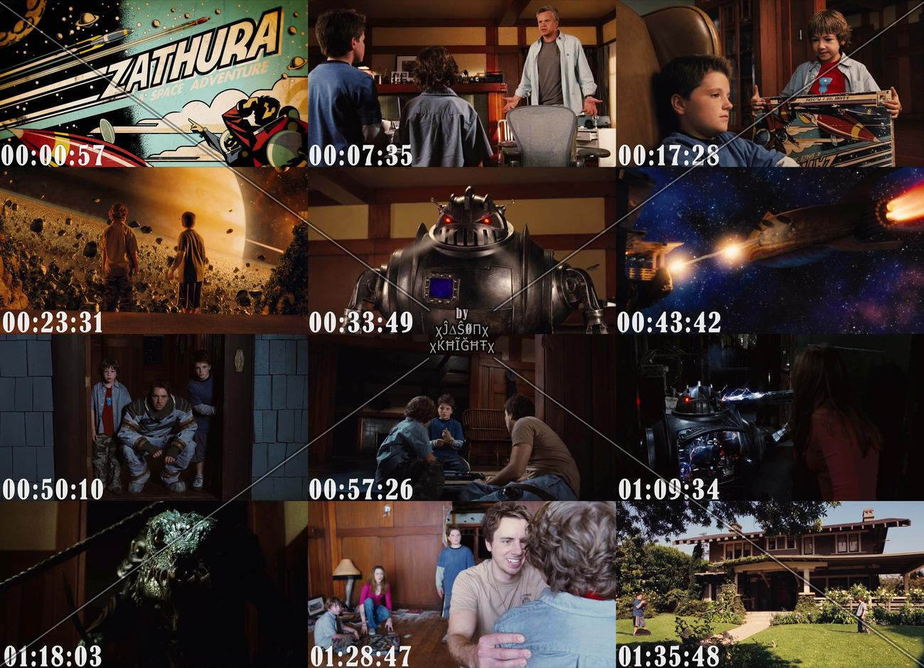 Descargar Jumanji Duology Zathura Hd 1080p Mega Español Latino