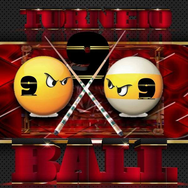 TORNEIO 9 BALL