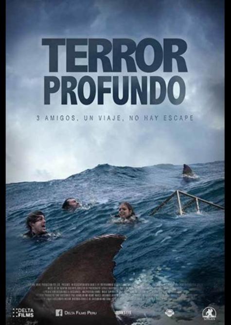 Terror Profundo 2017 DVDRip eMule